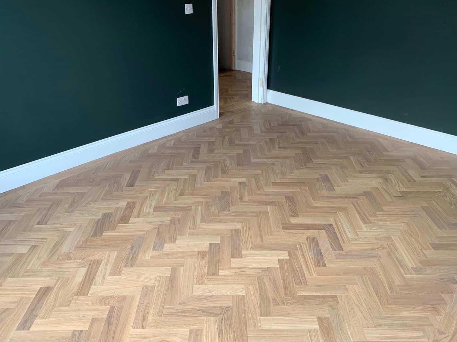 Bespoke Wood Flooring Sheffield Parquet Herringbone 2