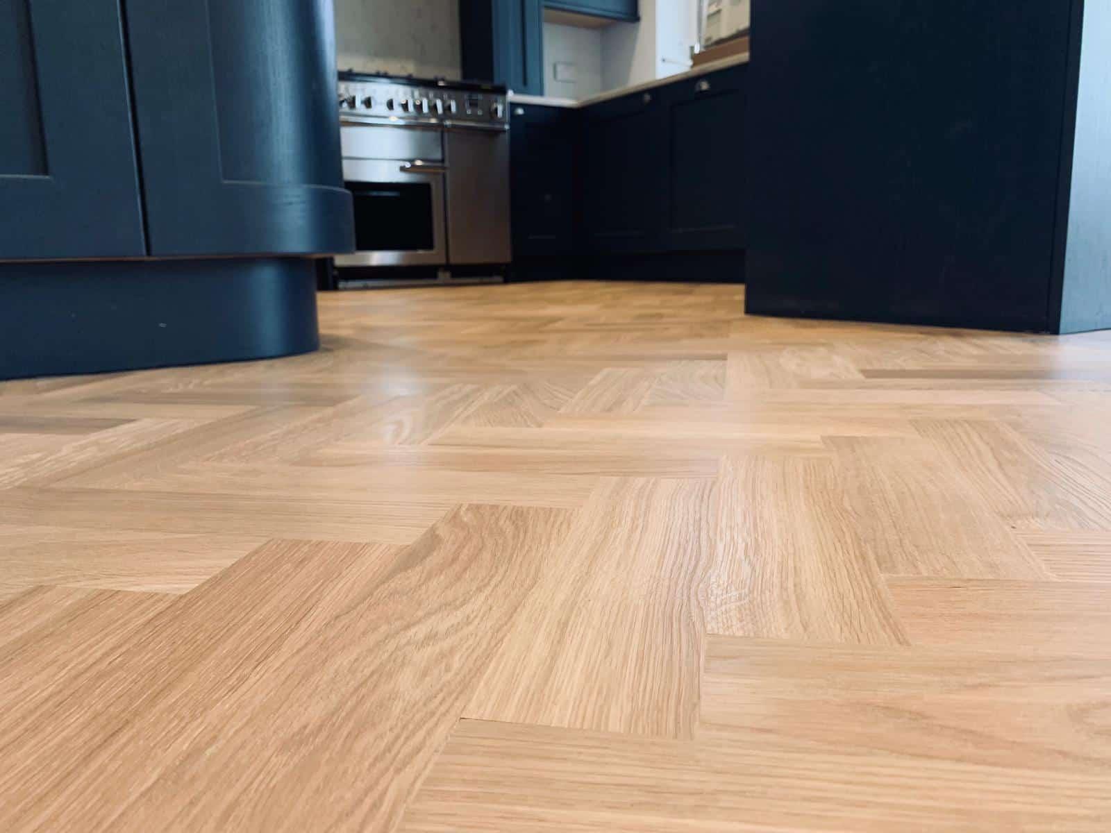 Bespoke Wood Flooring Sheffield Parquet Herringbone 3