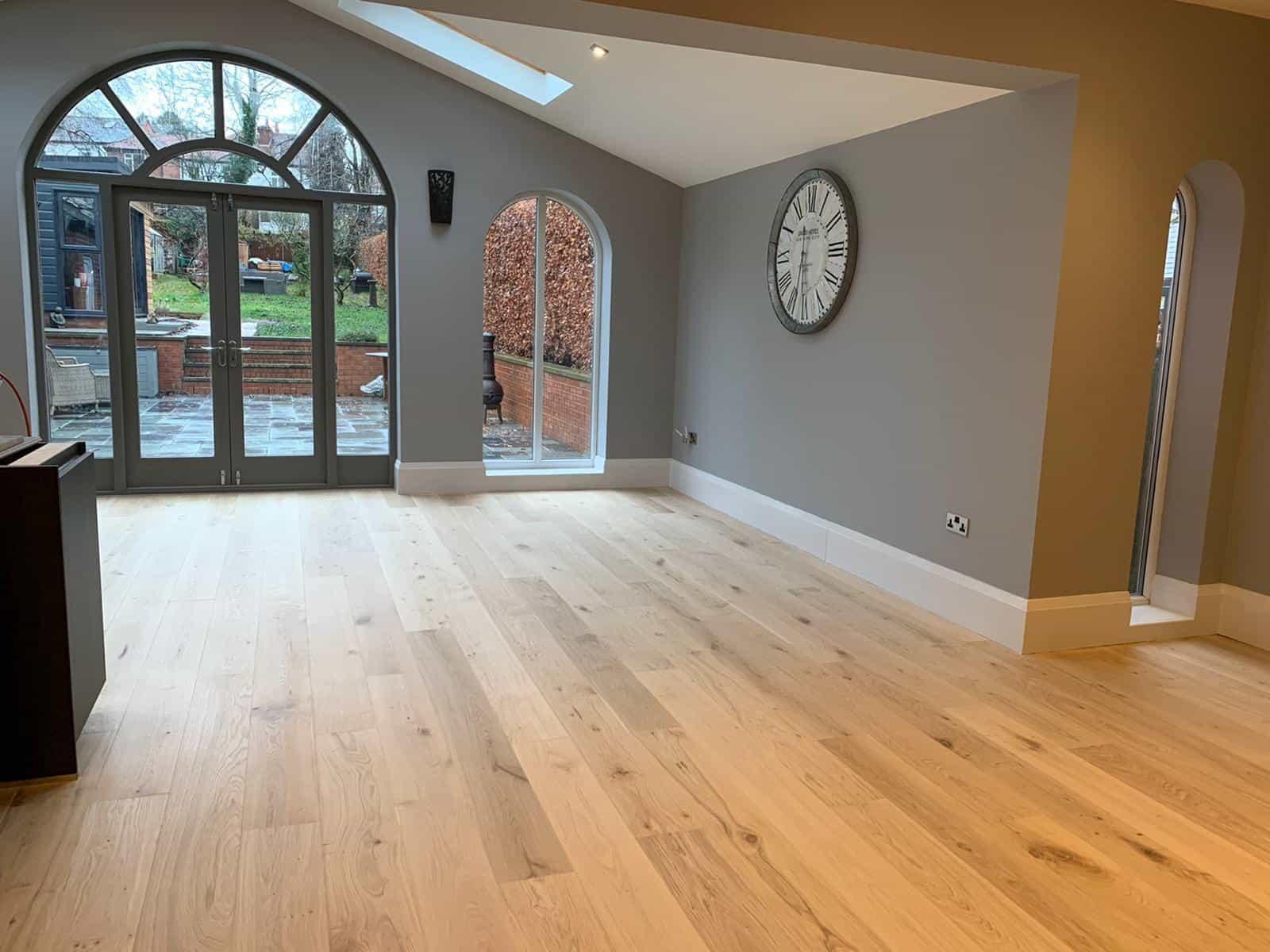 Oak Kitchen Flooring 3