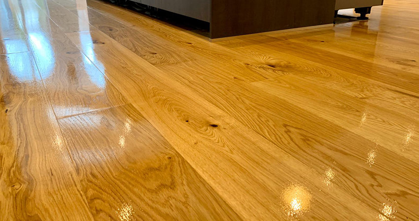 Does Engineered Wood Flooring Scratch Easily?
