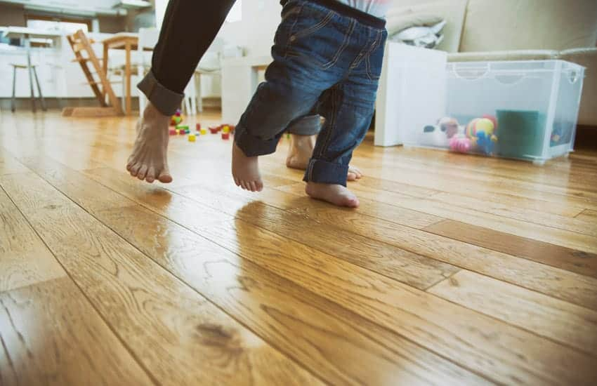 How to Protect Your Wood Floors from the Winter Weather